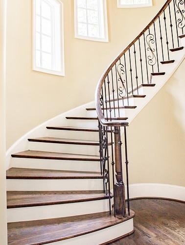 美しい階段の写真