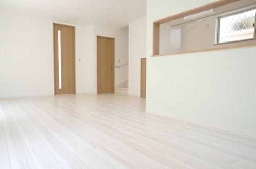 柔らかい印象のお部屋のイメージ写真