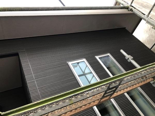 軒天井ボードの写真